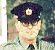 Keith Wilson of the Royal Canadian Engineers in 1966